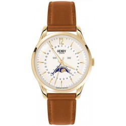 Acquistare Orologio Unisex Henry London Westminster HL39-LS-0148 Moonphase Quartz