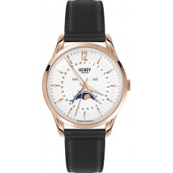 Orologio Unisex Henry London Richmond HL39-LS-0150 Moonphase Quartz