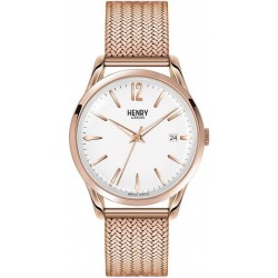 Acquistare Orologio Unisex Henry London Richmond HL39-M-0026 Quartz