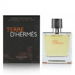 Profumo Uomo Hermès Terre d'Hermès Eau de Parfum EDP Vapo 75 ml