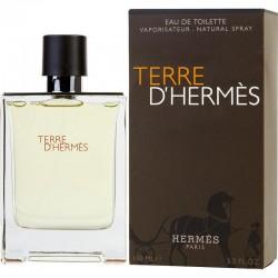 Profumo Uomo Hermès Terre d'Hermès Eau de Toilette EDT Vapo 100 ml