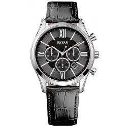 Acquistare Orologio Uomo Hugo Boss Ambassador 1513194 Cronografo Quartz