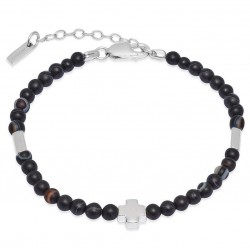 Bracciale Uomo Jack & Co Cross-Over JUB0006