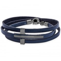 Bracciale Uomo Jack & Co Cross-Over JUB0038