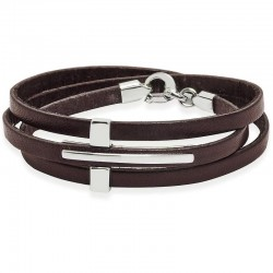 Bracciale Uomo Jack & Co Cross-Over JUB0039