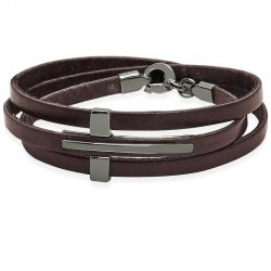 Bracciale Uomo Jack & Co Cross-Over JUB0040