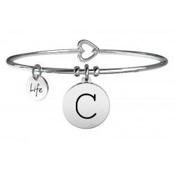 Bracciale Donna Kidult Symbols Lettera C 231555C