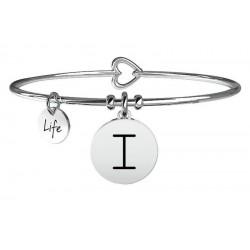 Bracciale Donna Kidult Symbols Lettera I 231555I