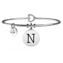 Bracciale Donna Kidult Symbols Lettera N 231555N