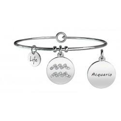 Bracciale Donna Kidult Symbols Acquario 231589