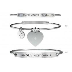 Acquistare Bracciale Donna Kidult Love + Bracciale Uomo 731053L