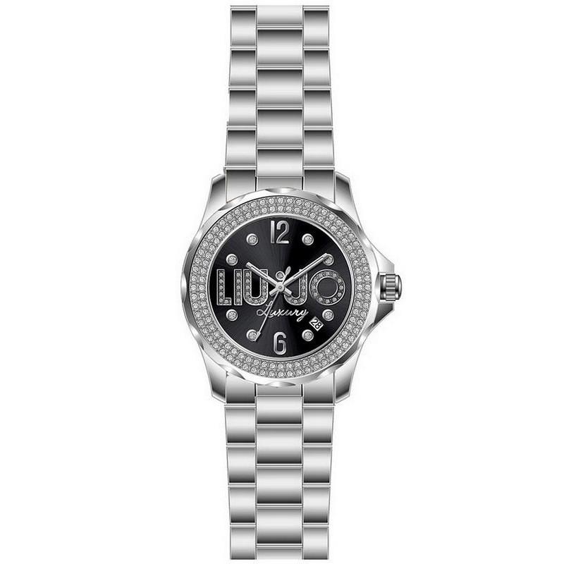 Orologio Donna Liu Jo Luxury Shine Steel TLJ611
