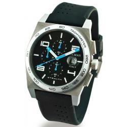 Orologio Locman 020900ABKWHSSIK Stealth Cronografo Quartz Uomo