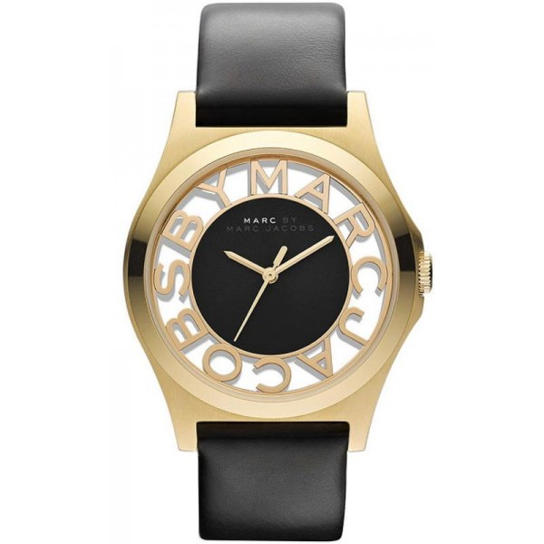 Acquistare Orologio Marc Jacobs Donna Henry Skeleton MBM1246