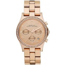 Orologio Marc Jacobs Donna Henry MBM3118 Cronografo