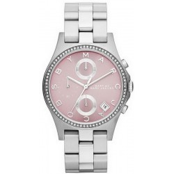 Orologio Marc Jacobs Donna Henry MBM3297 Cronografo