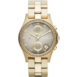 Orologio Marc Jacobs Donna Henry MBM3298 Cronografo