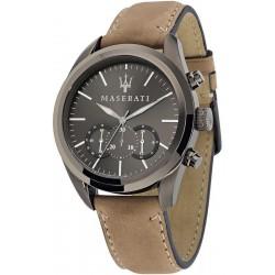 Acquistare Orologio Maserati Uomo Traguardo R8871612005 Cronografo Quartz