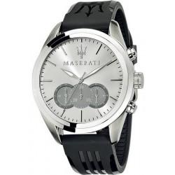 Acquistare Orologio Maserati Uomo Traguardo R8871612012 Cronografo Quartz