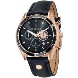 Orologio Maserati Uomo Sorpasso R8871624001 Cronografo Quartz
