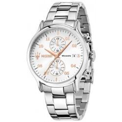 Acquistare Orologio Maserati Uomo Epoca R8873618002 Cronografo Quartz
