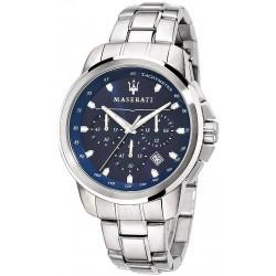 Acquistare Orologio Maserati Uomo Successo R8873621002 Cronografo Quartz