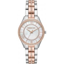 Orologio Donna Michael Kors Mini Lauryn MK3979 Madreperla