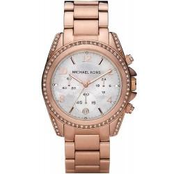 Acquistare Orologio Donna Michael Kors Blair MK5522 Cronografo