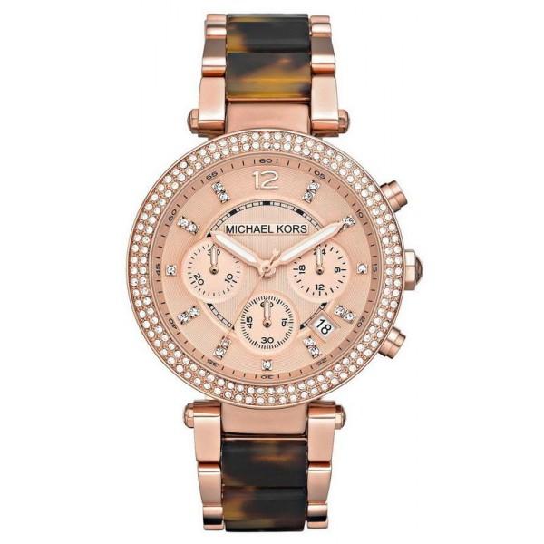 Acquistare Orologio Donna Michael Kors Parker MK5538 Cronografo