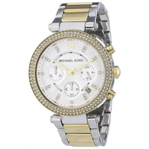 Acquistare Orologio Donna Michael Kors Parker MK5626 Cronografo