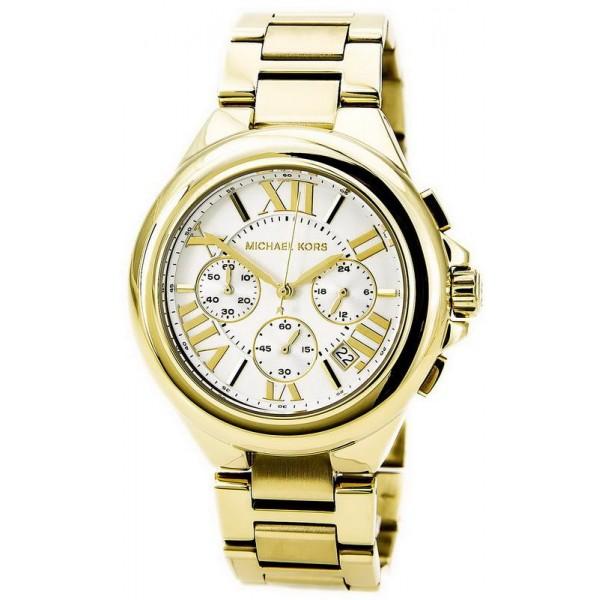 Acquistare Orologio Donna Michael Kors Camille MK5635 Cronografo