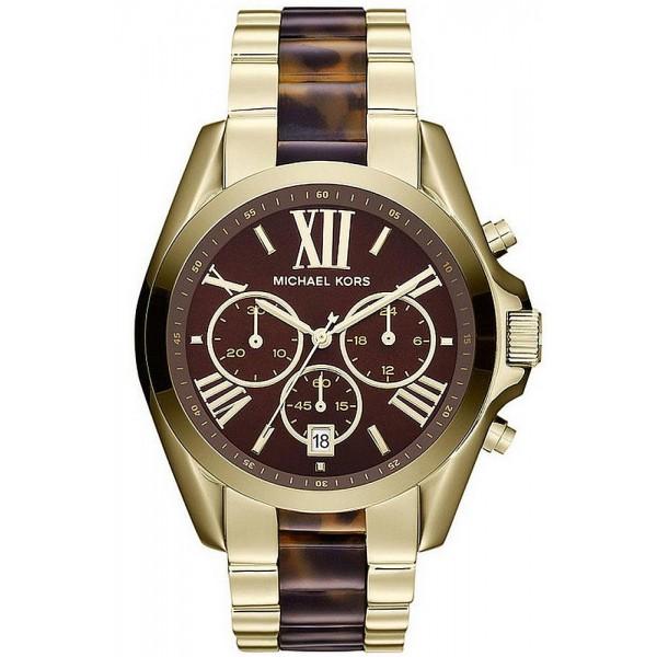 Acquistare Orologio Donna Michael Kors Bradshaw MK5696 Cronografo