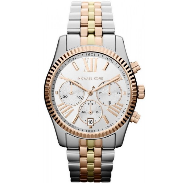 Acquistare Orologio Donna Michael Kors Lexington MK5735 Cronografo