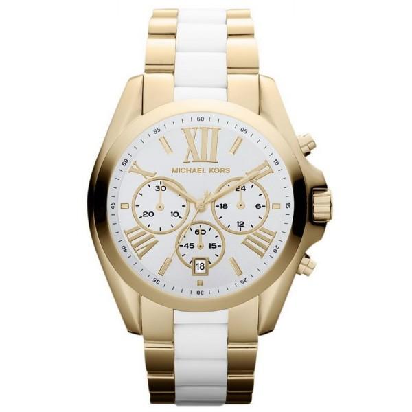 Acquistare Orologio Donna Michael Kors Bradshaw MK5743 Cronografo