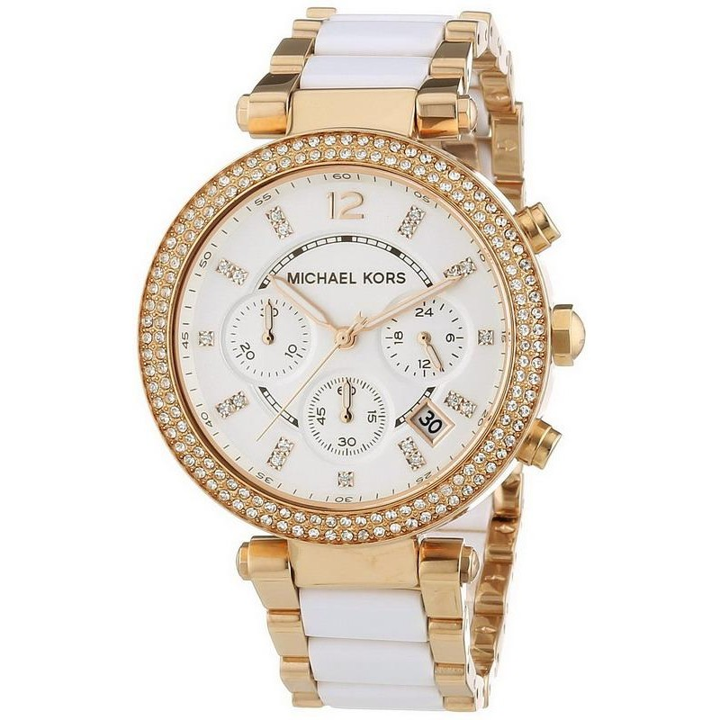 b1e82c9c76 Orologio Donna Michael Kors Parker MK5774 Cronografo - Crivelli Shopping