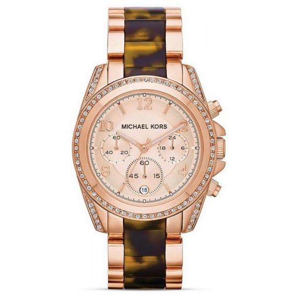 Acquistare Orologio Donna Michael Kors Blair MK5859 Cronografo
