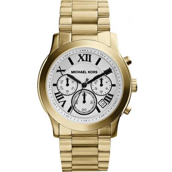 Acquistare Orologio Unisex Michael Kors Cooper MK5916 Cronografo