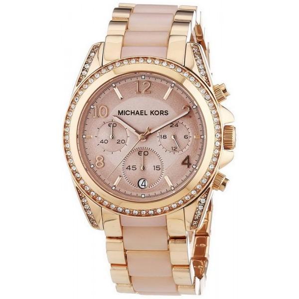 Acquistare Orologio Donna Michael Kors Blair MK5943 Cronografo