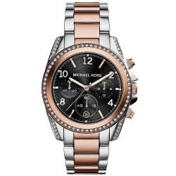 Acquistare Orologio Donna Michael Kors Blair MK6093 Cronografo