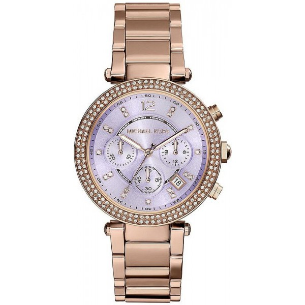 Acquistare Orologio Donna Michael Kors Parker MK6169 Cronografo