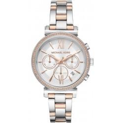 Orologio Donna Michael Kors Sofie MK6558 Cronografo