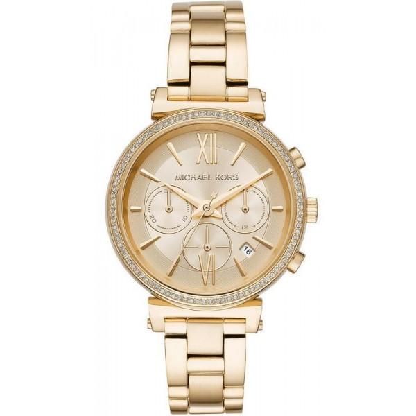 Acquistare Orologio Donna Michael Kors Sofie MK6559 Cronografo