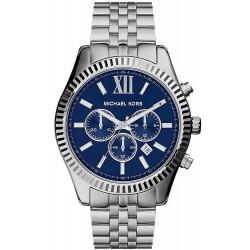 Orologio Uomo Michael Kors Lexington MK8280 Cronografo
