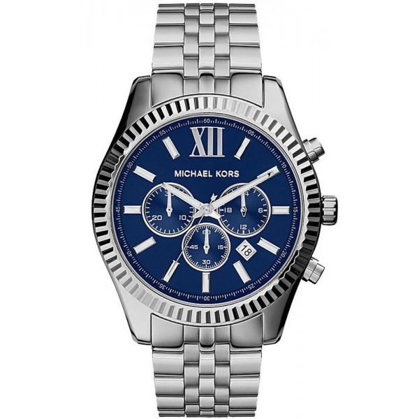 Acquistare Orologio Uomo Michael Kors Lexington MK8280 Cronografo