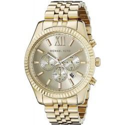 Orologio Uomo Michael Kors Lexington MK8281 Cronografo