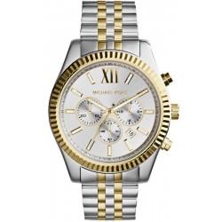 Orologio Uomo Michael Kors Lexington MK8344 Cronografo