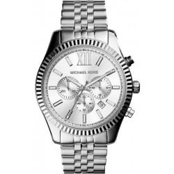 Acquistare Orologio Uomo Michael Kors Lexington MK8405 Cronografo