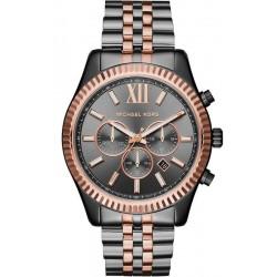 Acquistare Orologio Uomo Michael Kors Lexington MK8561 Cronografo
