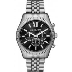 Orologio Uomo Michael Kors Lexington MK8602 Cronografo