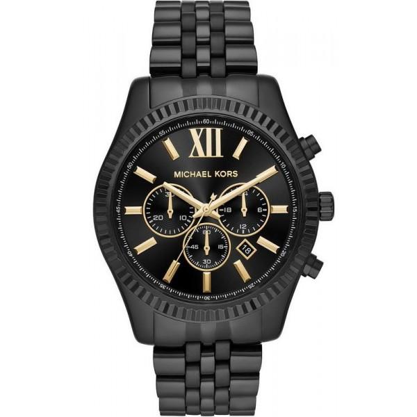 Acquistare Orologio Uomo Michael Kors Lexington MK8603 Cronografo